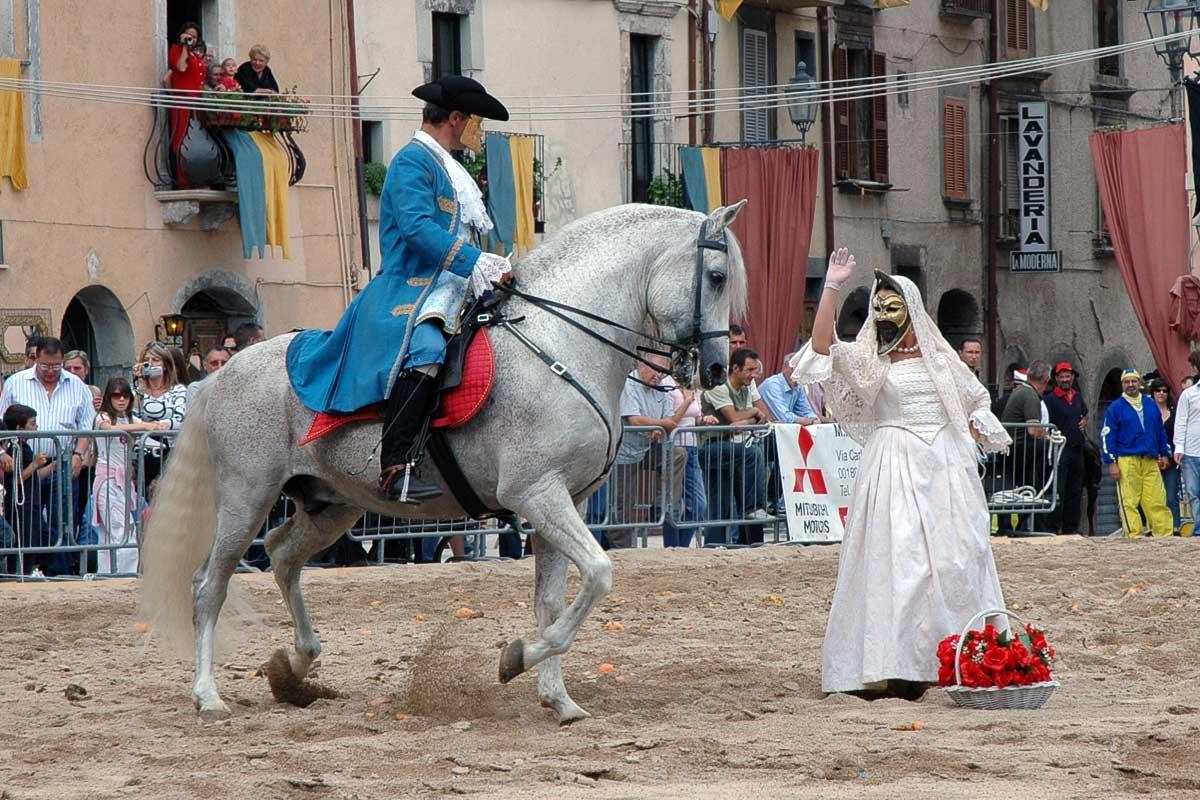 Casanova e i Cavalieri della luna: Casanova e la Luna