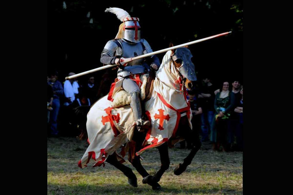 Torneo Medievale: Cavaliere