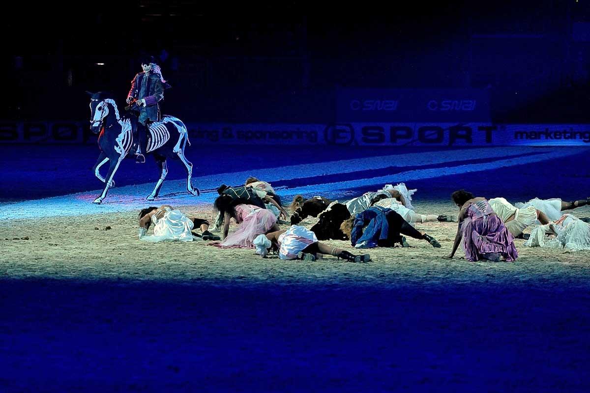 Thriller: Cavallo scheletro