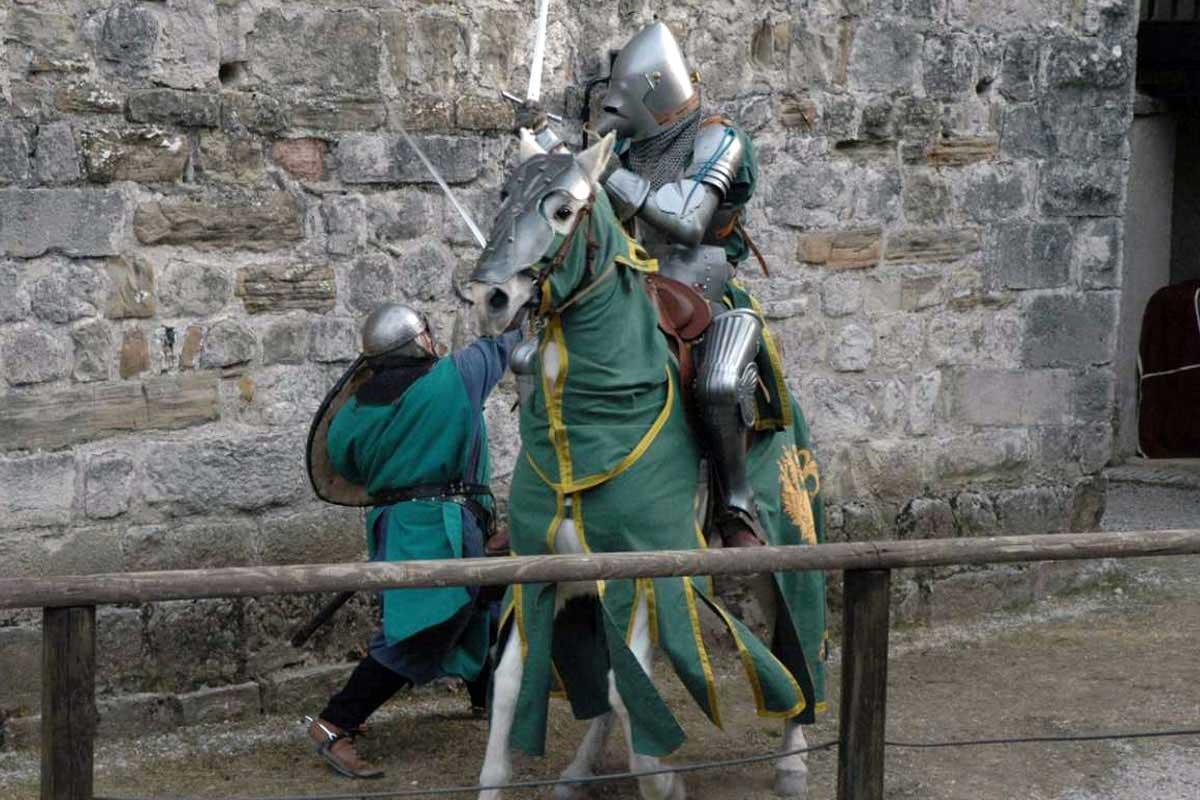 Torneo Medievale: Combattimento