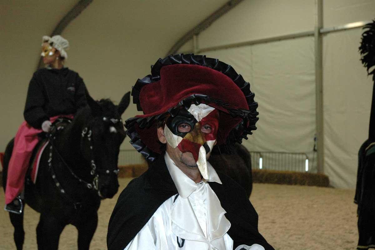 Il Carnevale di Venezia: Il Medico della Peste