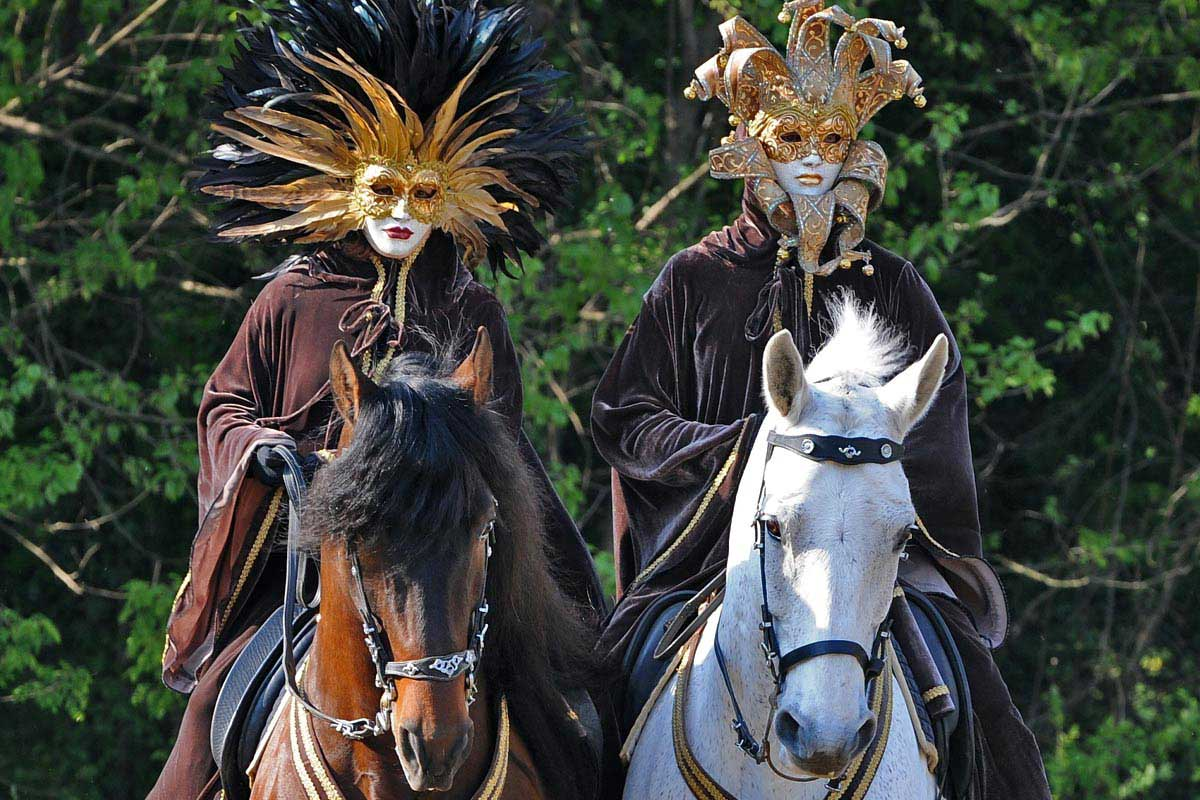 Il Carnevale di Venezia: Maschere