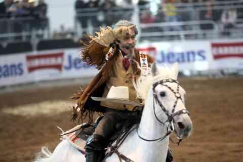 Buffalo Bill's wild west show: Buffalo Bill